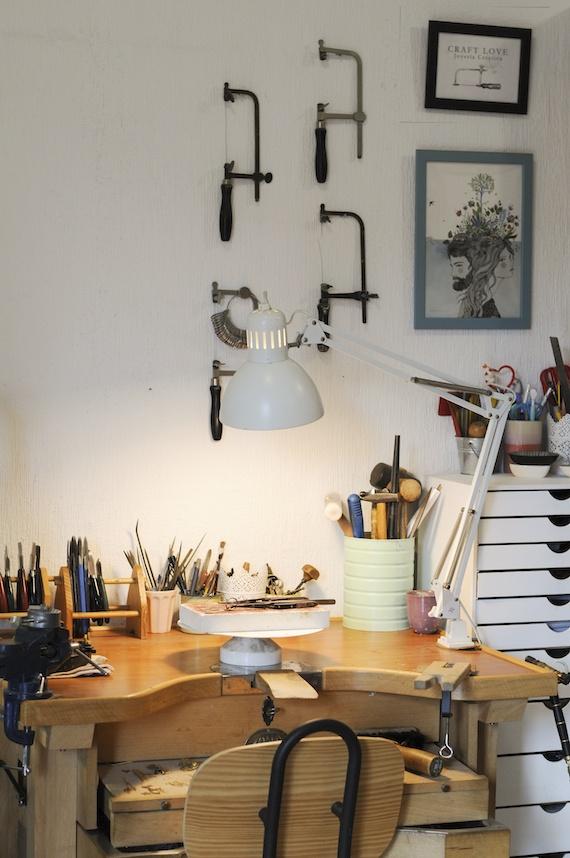taller joyería artesanal